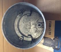 Cover cap handle electric pump BTs-1,1-18 U1,1 pump BTsN HELZ