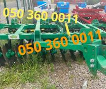Disk harrow harvest disk Belote