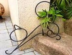 Flower Holders Stands Garden Supports Planters Baskets Gabions