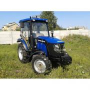 Foton tractor/Lovol Euro TB-504 (Photon-504) with cabin and reverse