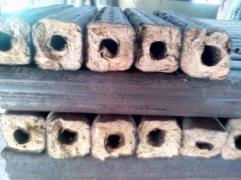 Fuel briquettes Pini Key opt