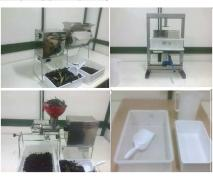 HOUSEHOLD oil press model OL H20