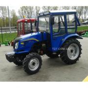 Mini tractor Dongfeng-354C with cabin made in Ukraine