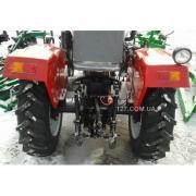 Mini-tractor Xingtai-224 (Xingtai-224) 3-cyl. with amplifier