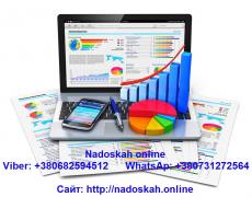 Nadoskah online. Manual placement of ads on the TOP boards