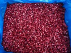 Pomegranate frozen, Egypt