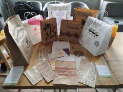 Продажа и изготовление бумажных мешков и пакетов