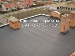 Roofing and roofing work of all types in Krasnoarmeysk