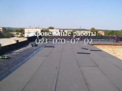 Roofing and roofing work of all types in Mariupol