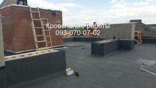 Roofing and roofing work of all types in Vinnytsia