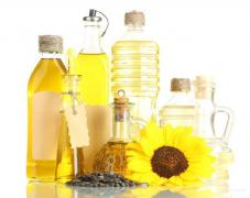 Sunflower oil from the manufacturer from Kharkov