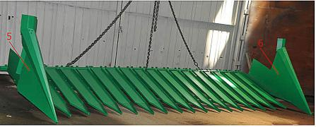 The lifters on the sunflower, the box 4 meters, buy, price