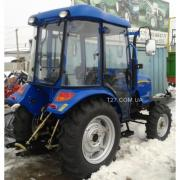 Tractor Dongfeng-404С (Dongfeng-404К) with updated cabin