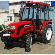 Tractor Lovol TB-454 (Photon-454) with cabin and reverse
