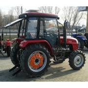 Tractor Shifeng SF-504C (Chifeng SF504К) with cab