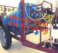 Trailed field sprayer, Polmark (Polmark)-ОП2000 (ОП2500