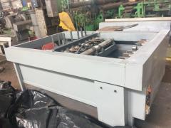 Верстат копіювальний для виготовлення топорища