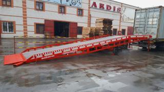Відмінні пересувні платформи Ausbau з заводу